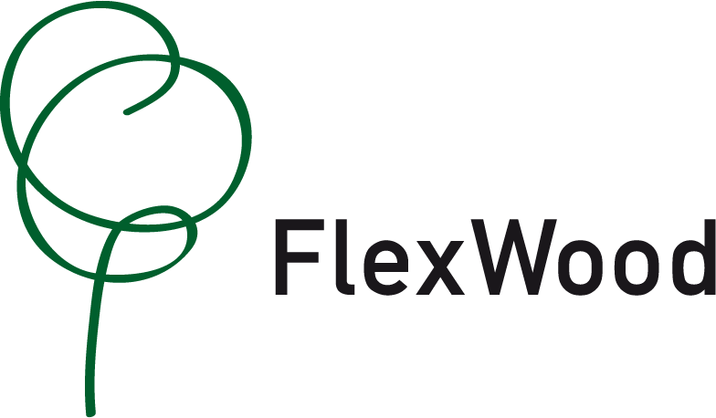 Flexwood Logo Transparent