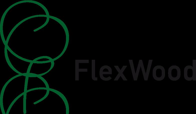 Flexwood Logo Transparent